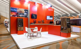 Riedel Exhibition Booth