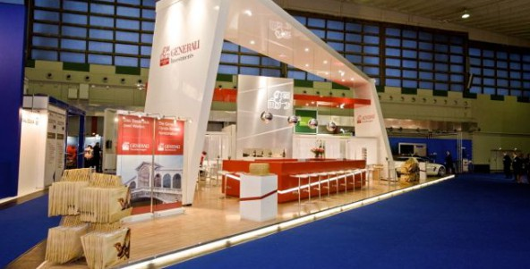 We share our TOP 8 secrets for amazing exhibition booth design