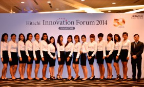Hitachi Innovation Forum 2014