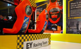 EY Exhibition Booth