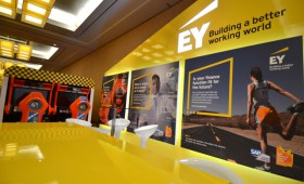 SAP Insider – Exhibition Booth for EY (Ernst & Young)