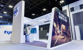Volvo Exhibition Booth