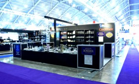 Czech Trade exhibition booth
