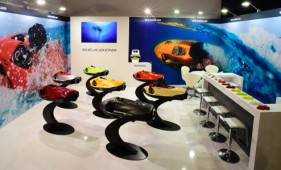 Seabob Exhibition Booth China