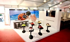 Seabob Exhibition Booth Singapore
