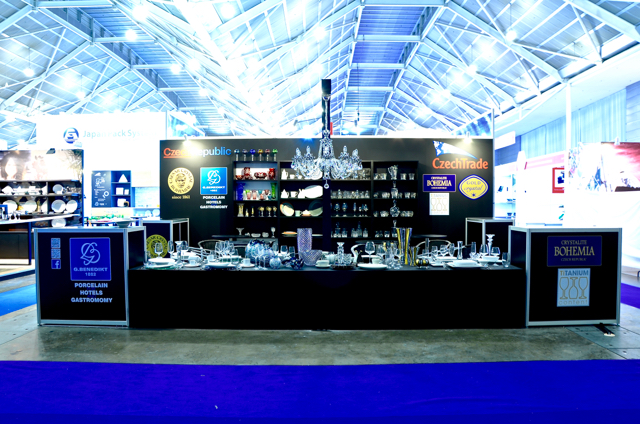 Exhibition Booth Builders : Czech trade exhibition booth punktlandung events